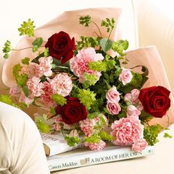 花束「ハートフルブーケ」